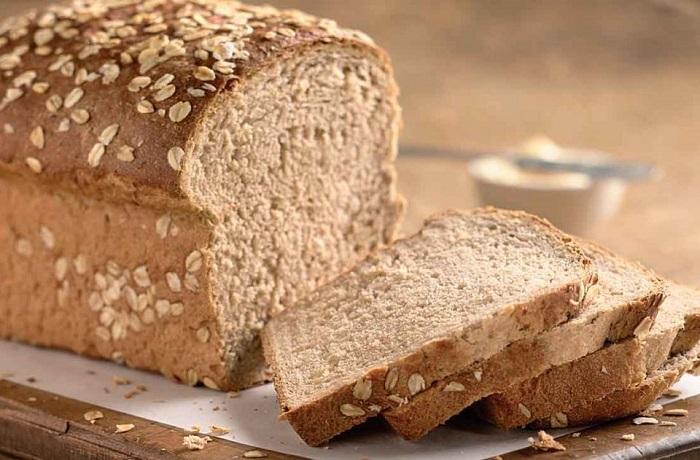 Receta de pan de avena