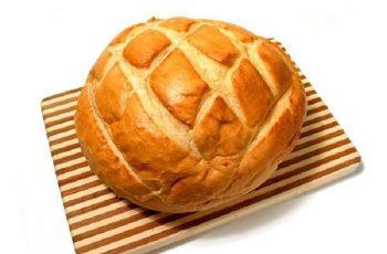 Receta de pan de masa madre de San Francisco
