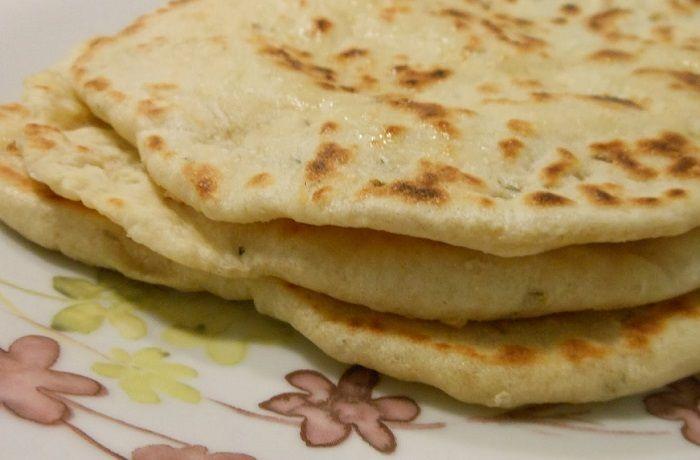 Receta de pan plano italiano