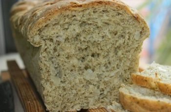 Receta de pan sueco al eneldo