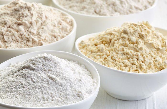 Tipos de harina en panadería