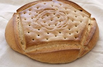 Receta de pan candeal español