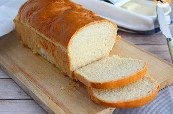 Receta de pain de mie frances