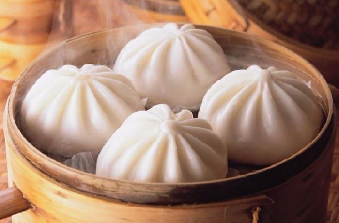 Receta de pan bao relleno «Baozi» (包子)