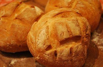 Receta de pan pagnotta italiano