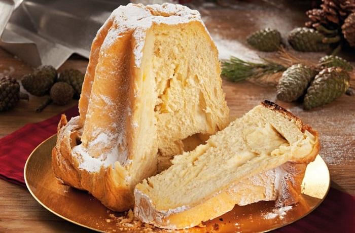 Receta de pandoro o pan de oro