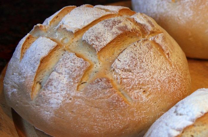 Receta de pan de campo uruguayo