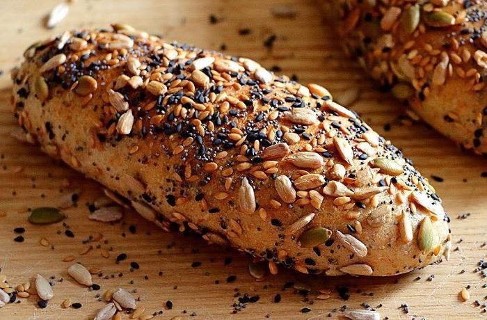 Receta de pan multigrano o multicereales